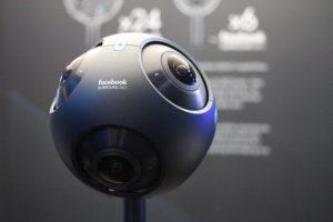 caméra pour réaliser des vidéos 360